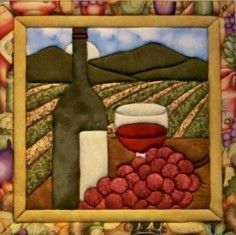 131 Wine Country Quilt Magic Kit