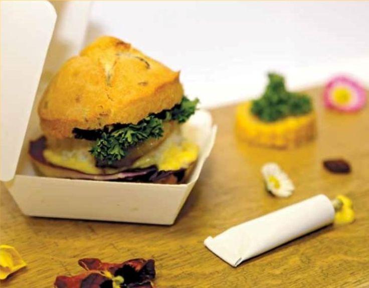 Tutta un'altra pasta, l'intervista doppia. Te lo do io il Mac Donald's by Marcello Ferrarini, il chef gluten free.