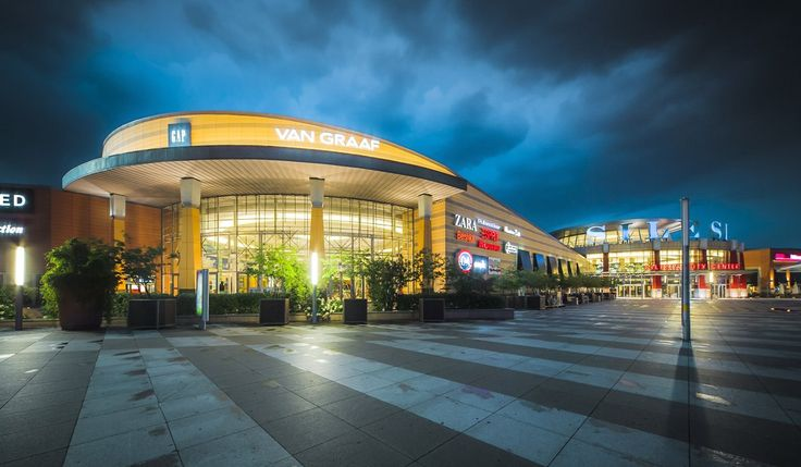 Silesia City Center, Shopping Mall, Katowice-Poland, Bose International Planning and Architecture