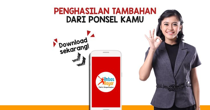Aplikasi GRATIS, wajib dimiliki pengguna Android! Bebasbayar memberikan CASHBACK dari setiap pembayaran tagihan bulanan keluarga. Dapatkan juga BANJIR BONUS dan Pendapatan PASIF hanya dengan mengikuti event dan promo menarik yang sedang berlangsung.