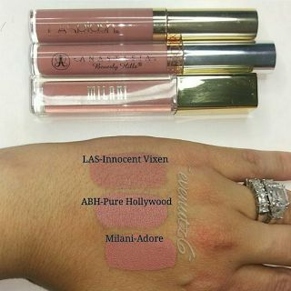 Pure Hollywood dupes