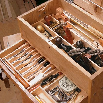 Wood Carving Tool Storage - WoodWorking Projects & Plans