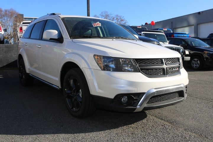 New 2018 Dodge Journey From Harris Dodge In Victoria Bc V8v3m5