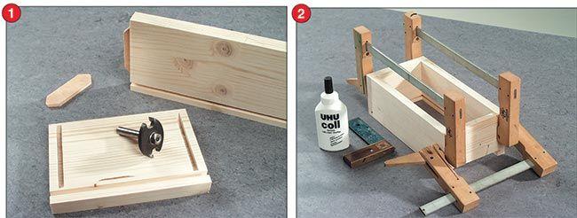 Costruire Un Cassetto Legno Pinterest Legno Arredamento E Mobili