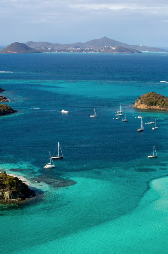 St. Vincent and the Grenadines give you little reason not to book a trip. These #islands are just some of the best places to unplug.