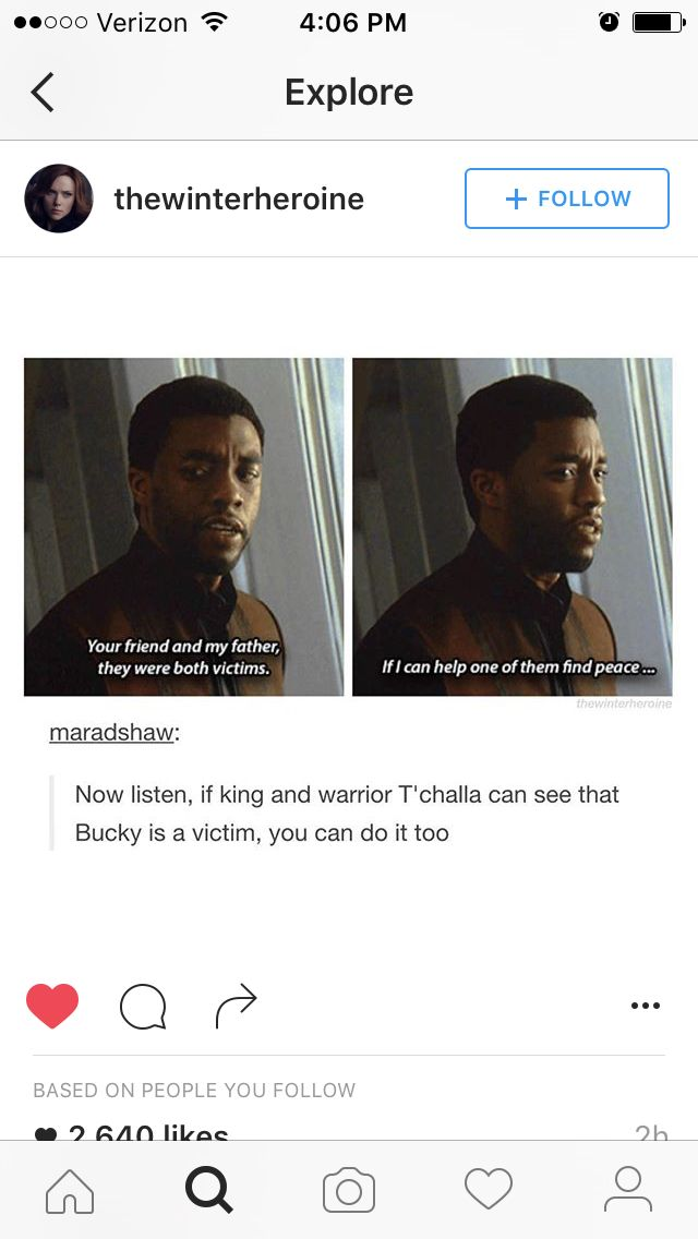 YES BUCKY BARNES IS A VICTIM. HE IS NOT THE WINTER SOLDIER. PASS IT ON.