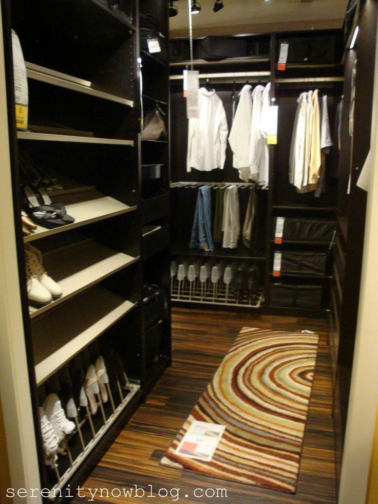 Beautiful Small Closet Design Plans