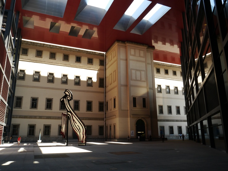 Museo Reina Sofia - Jean Nouvel