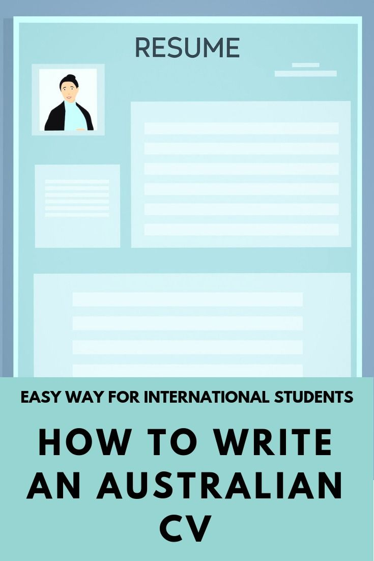 How To Write A Resume In Australia 7 Tips And Tricks Find A