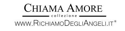 Logo del Marchio Registrato Richiamo Degli Angeli, unico originale Ciondolo con raffigurato l'Angelo Custode sempre con te ...