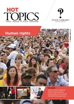 Overview of human rights laws in Australia with particular focus on education and health rights