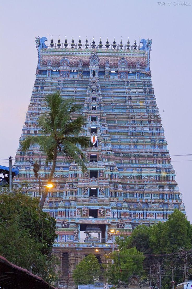 The Grand Srirangam