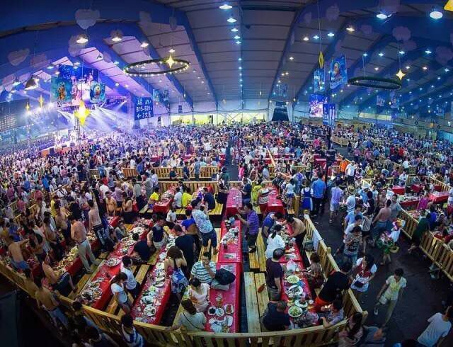 Sanya holds Munich style beer festival from Jan 27 to Feb 11,2017