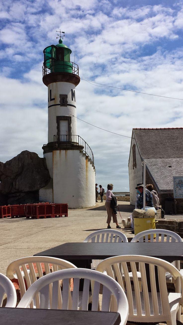 Visitare la #Bretagna in #barca a vela è splendido, soprattutto quando il vento ti fa scoprire posti come l'Ile de Sein
