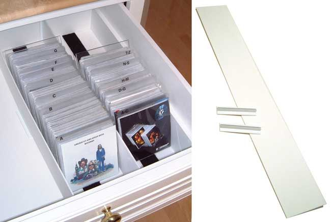 CD drawer inserts - Google Search