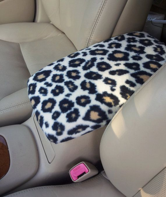 center console cover cheetah print for honda by crazycoversusacom vehicle pinterest center. Black Bedroom Furniture Sets. Home Design Ideas