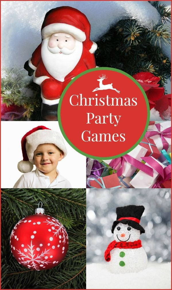 Looking for awesome ways to keep kids busy until the jolly man in the red suit arrives? Check out these five fun Christmas party games for kids!