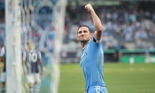 30 July 2016 / New York City 5-1 Colorado Rapids: Frank Lampard hits NYCFC's first-ever hat-trick past Tim Howard in big win...