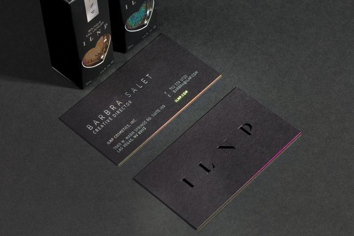 I L N P / boutique cosmetics branding by Marcin Usarek » Retail Design Blog