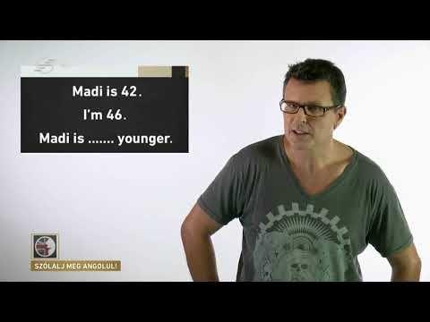 Szólalj meg Angolul 48. - YouTube