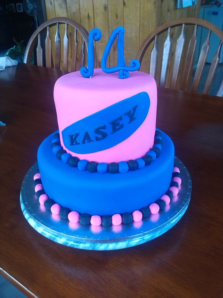 Th Birthday Cakes Dog Paws