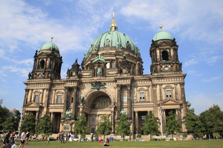 Catedral de Berlim (Berliner Dom) - Alemanha.  Porquê Berlim é uma das minhas cidades favoritas – Sabaticando em Dublin