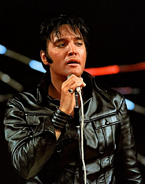 cuorerivelatore: Elvis Presley, 1968 Comeback Special