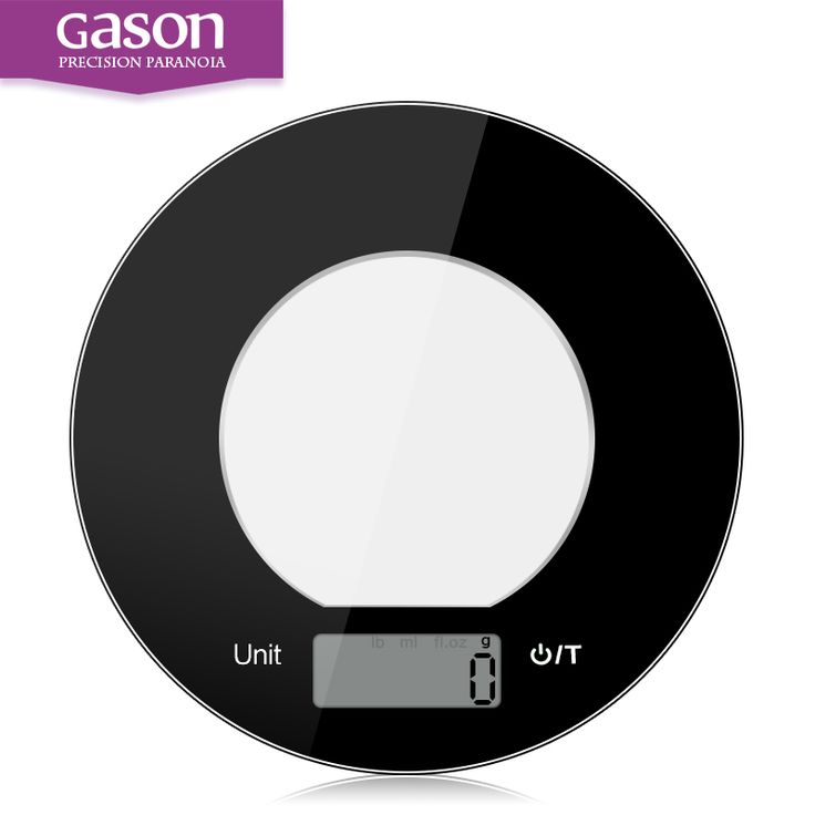 GASON C5 Kitchen scales LCD display accurate digital Toughened glass electronic cooking food weighing precision (5kgx1g) burger recipes -- AliExpress Affiliate's buyable pin. Click the image to visit www.aliexpress.com