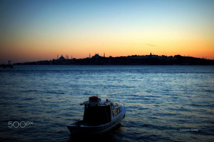 In Istanbul - İstanbul'da