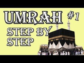"""Umrah!! ✔️ An animated """"Step by Step Guide"""" to your Umrah ~ 2016 HD ~ RepUrDeen - YouTube"""