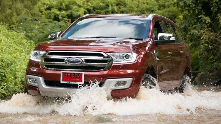 2015 Ford Everest review | first drive: Car Reviews | CarsGuide