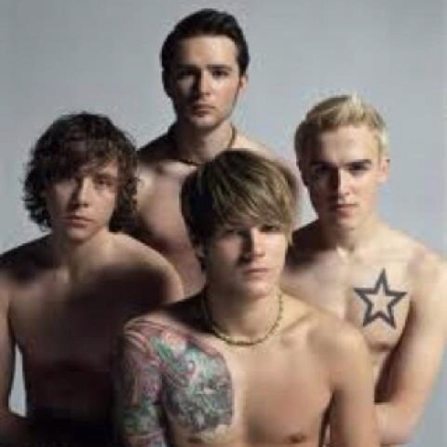 My boys of Mcfly.....awesome