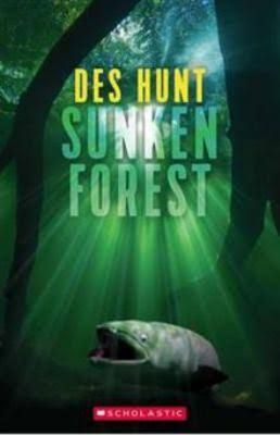 """Sunken forest"", by Des Hunt -   Matt becomes the victim of bad friends and false accusations. Sent off on a military-style school camp to the wilds of Lake Waikaremoana, Matt again gets in trouble for something he didn't do. He spends time alone down by the lake where he discovers a massive eel Following a night of torrential rain, catastrophe strikes the camp. 2017 Finalist Junior Fiction, Copyright Licensing NZ Award."