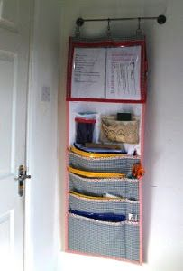 Sewing Room Filing Pockets | AllFreeSewing.com