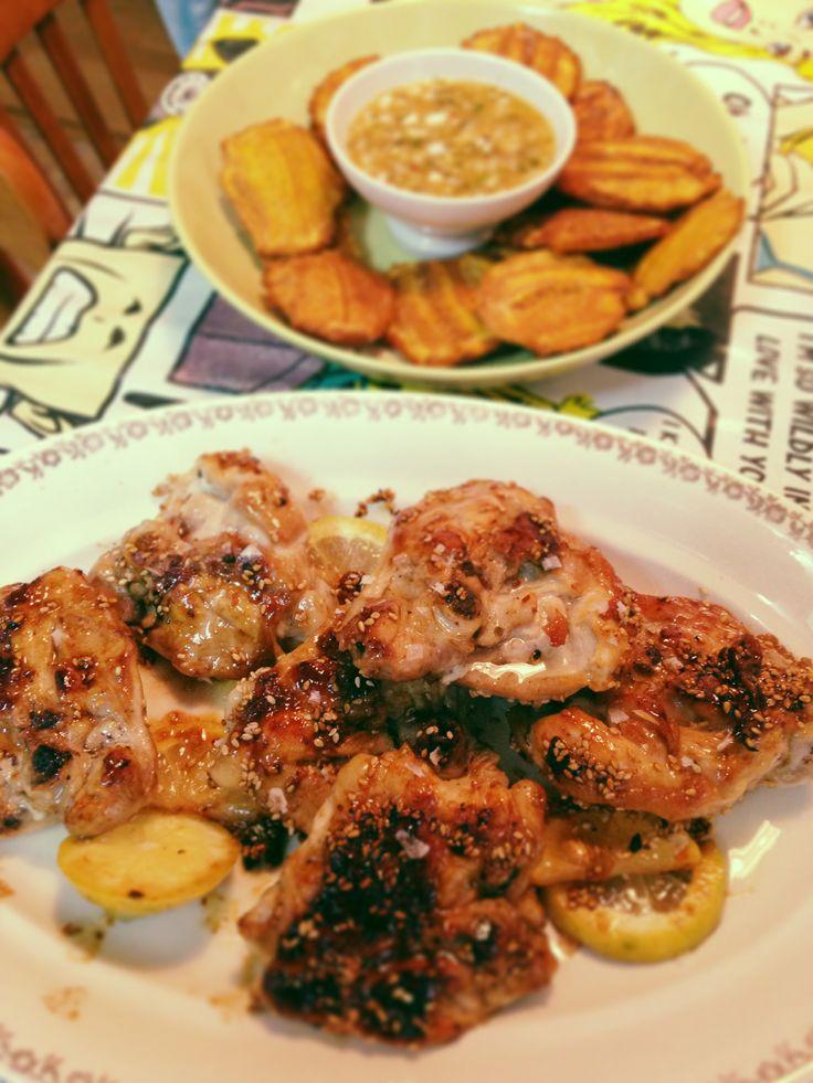 Muslitos de pollo con miel hoy he preparado pinterest - Muslitos de pollo ...