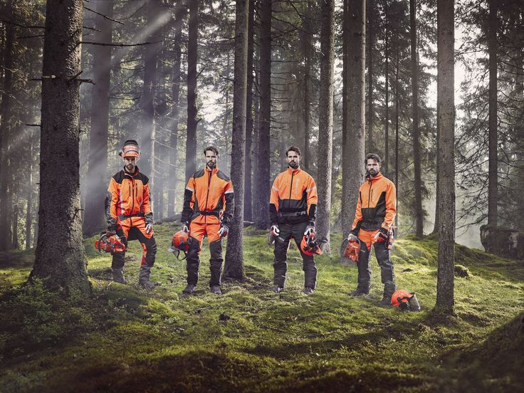 At Husqvarna, we've worked hard to learn what defines comfort in professional forestry and logging, how it can be improved, and what type of comfort is needed in each part of your workday.