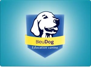 Logo Bleu Dog