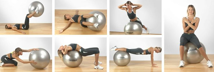 Balance, coordination and posture: with the Wellness Ball it's simple and effective to reach these goals.