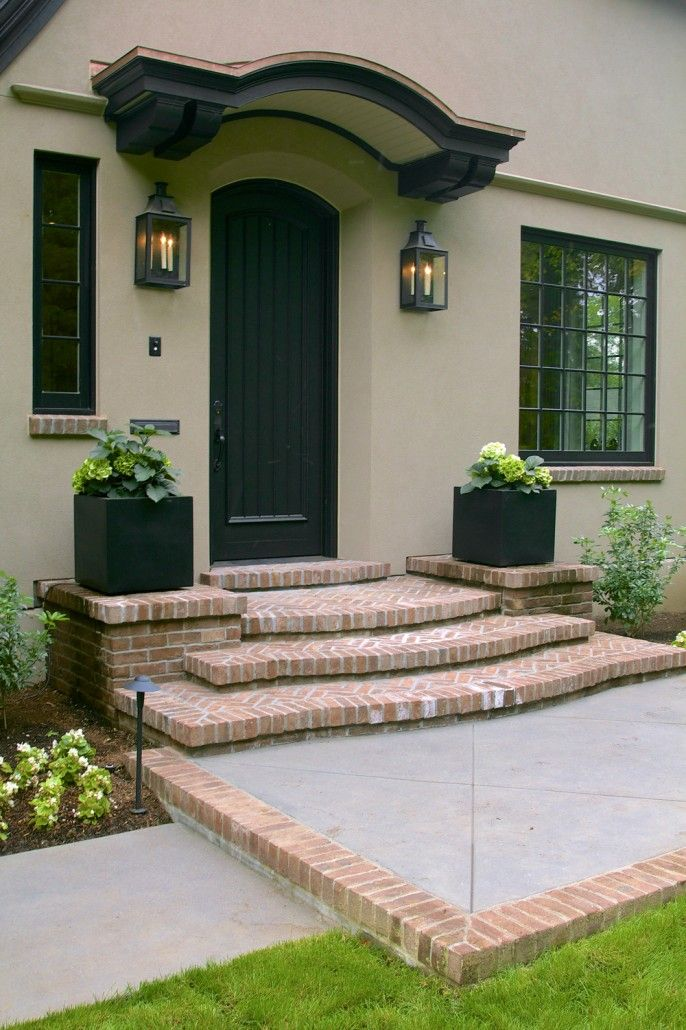 Exterior Of Mudroom Addition In Portland Oregon I Love The Porch: House Exterior, House Paint Exterior, House Front