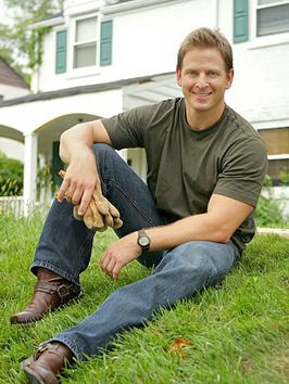 On the outside, Jason Cameron looks like a TV star. But on the inside, he's all handyman and all business.