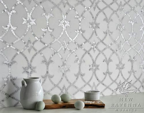 Tiles To Dye For * Mosaicos De Caír Pro Lado