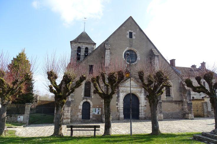 Eglise Saint Pierre et Saint Paul - Montigny sur Loing