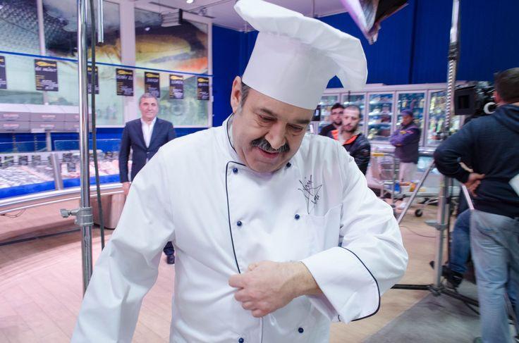 """Foto making-of """"Clubul Selgros - Pentru profesioniști și amatori. De bunătățuri.""""   TVC: http://youtu.be/91K0EB8Kin4  Making-of: http://youtu.be/muQ3yO7IzKM"""