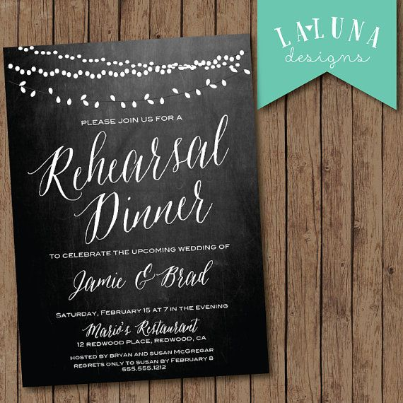 Fine Dining & Details: The Basics of a Rehearsal Dinner - Wedding Party