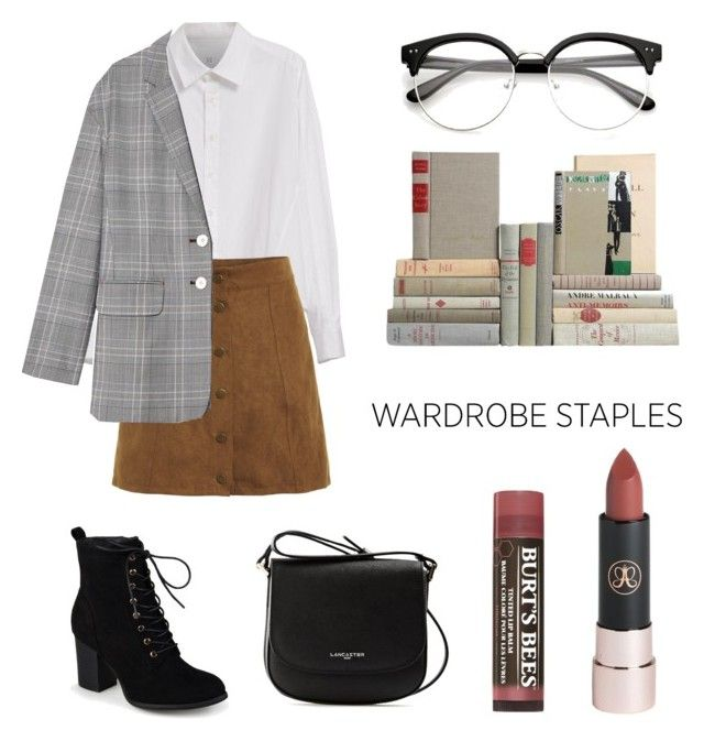 """""""Outfit"""" by trishsa on Polyvore featuring Y's by Yohji Yamamoto, TIBI, Lancaster and Journee Collection"""