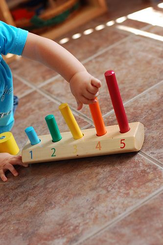 13 activities for my 13 month old