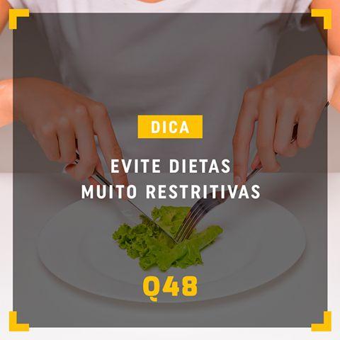 Quando você deixa de comer determinado alimento que gosta, além de perder nutrientes, seu organismo pode não responder como você espera. Se voltar a consumi-lo em excesso, pode ganhar todos os quilos perdidos.