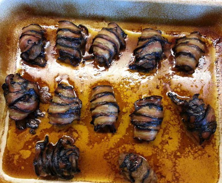Recept Čevabčiči v župánku od doubek - Recept z kategorie Hlavní jídla - maso