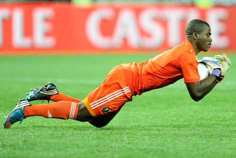 Senzo Meyiwa dead: South Africa football captain shot dead in Johannesburg