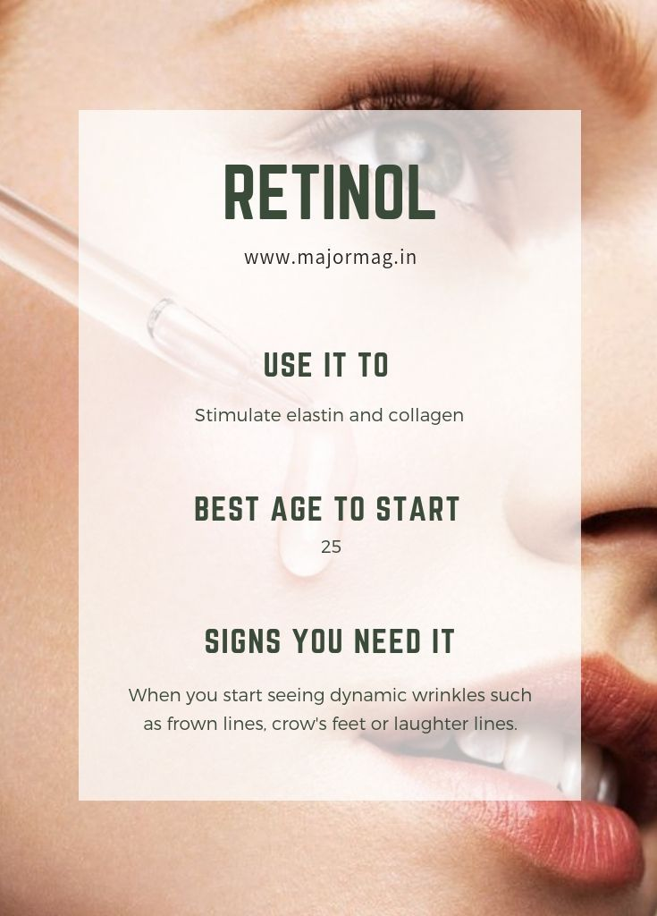 Why Retinol Deserves a Spot in Your Skincare Routine